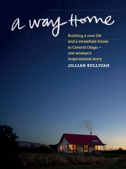 A Way home strawbale book Jillian Sullivan
