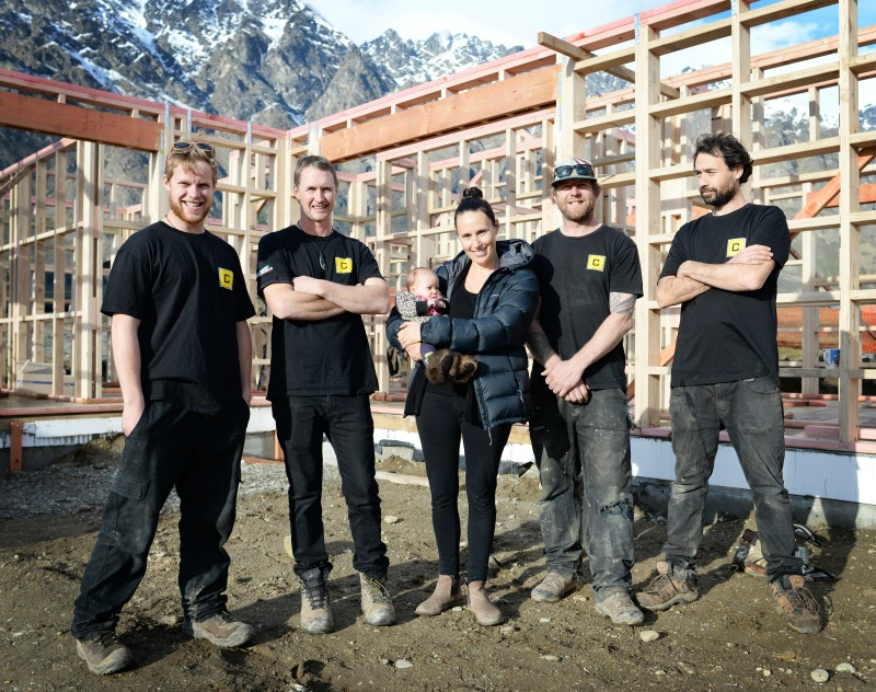 builders queenstown